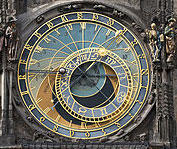 By Steve Collis from Melbourne, Australia - Astronomical Clock, CC BY 2.0, https://commons.wikimedia.org/w/index.php?curid=24306300 Astrology