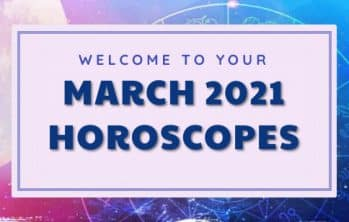 Jeff Prince Astrology - March 2021 Horoscopes